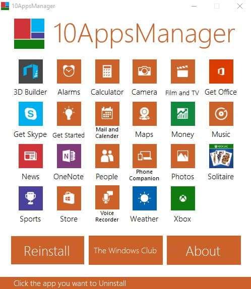 Видаляємо зайві додатки Windows 10