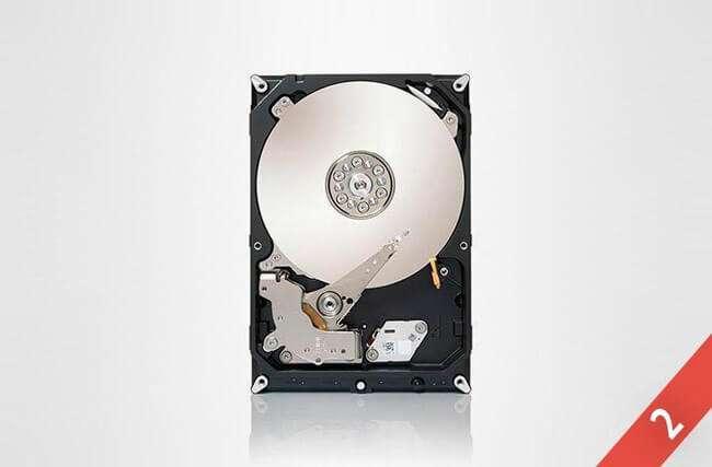 Який жорсткий диск HDD краще купити для компютера