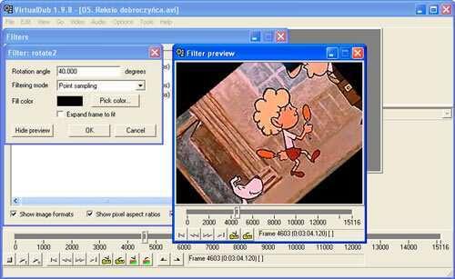 Список програм для обробки відео на компютері