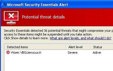 Видаляємо вірус створює ярлики на компютері