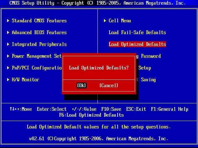 Як оновити BIOS материнської плати Gigabyte