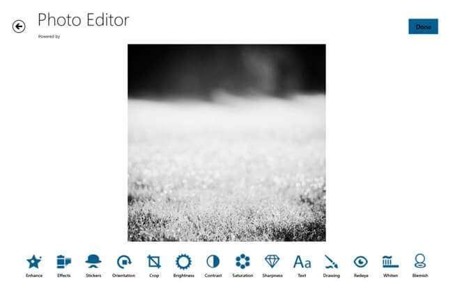 Instapic – аналог Instagram для Windows