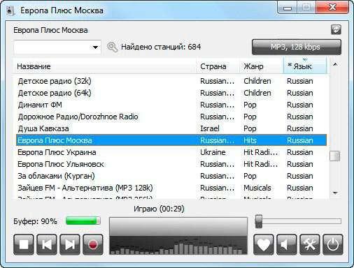 ТОП-9: кращі програми радіо для Windows