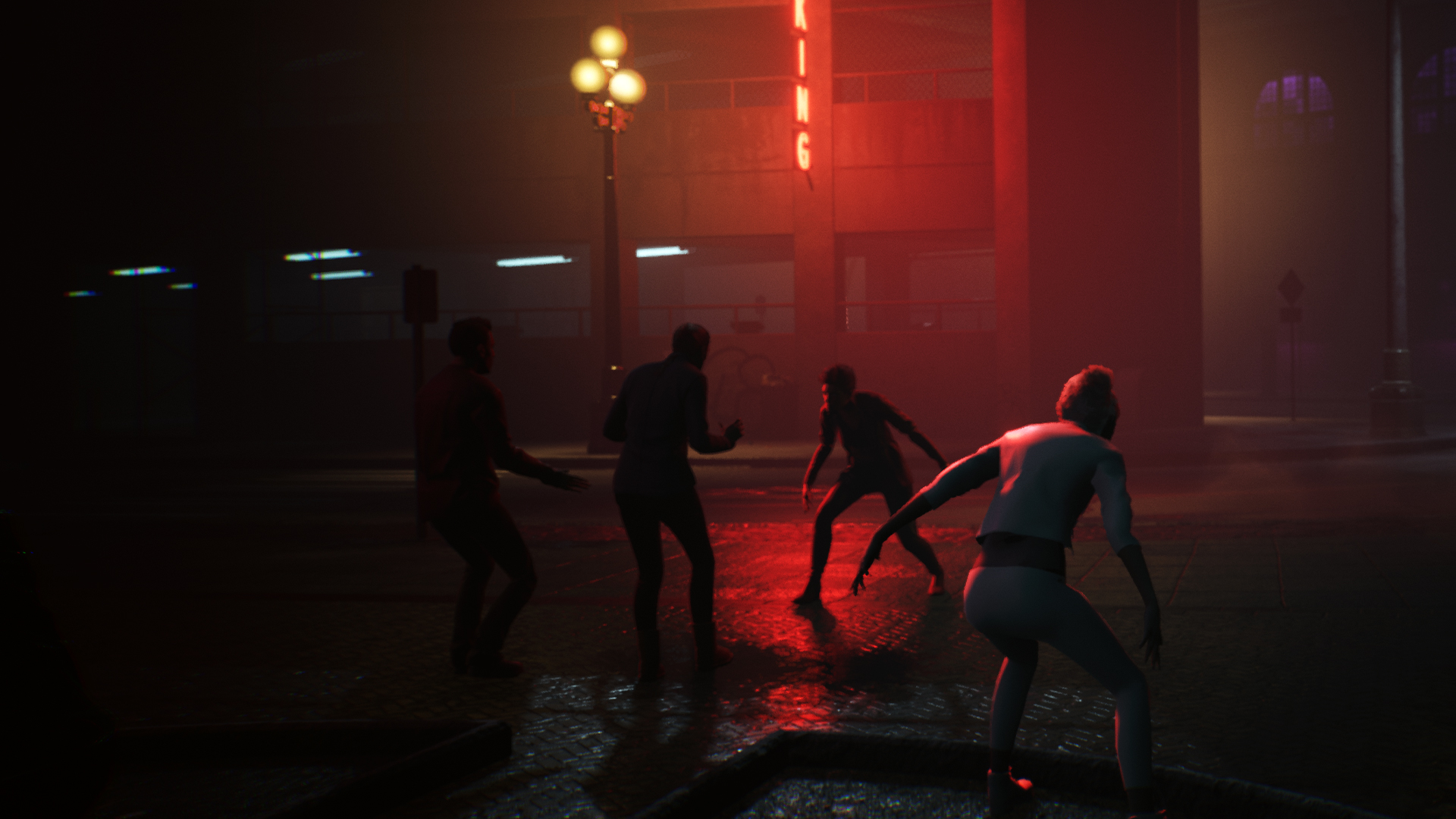 игра Vampire: The Masquerade – Bloodlines 2