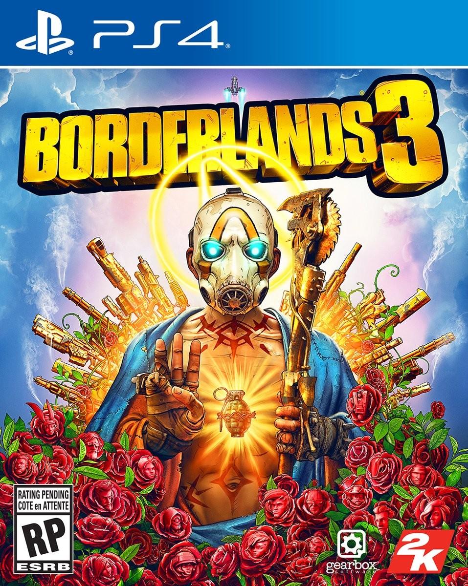 Borderlands 3 игра