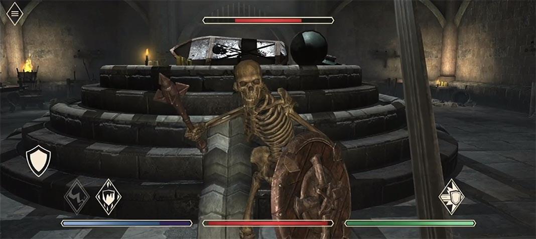 Обзор The Elder Scrolls: Blades – неплохо, но это не TES