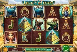 Legacy of Egypt - слот шедевр от Play`n Go с двойными Фриспинами